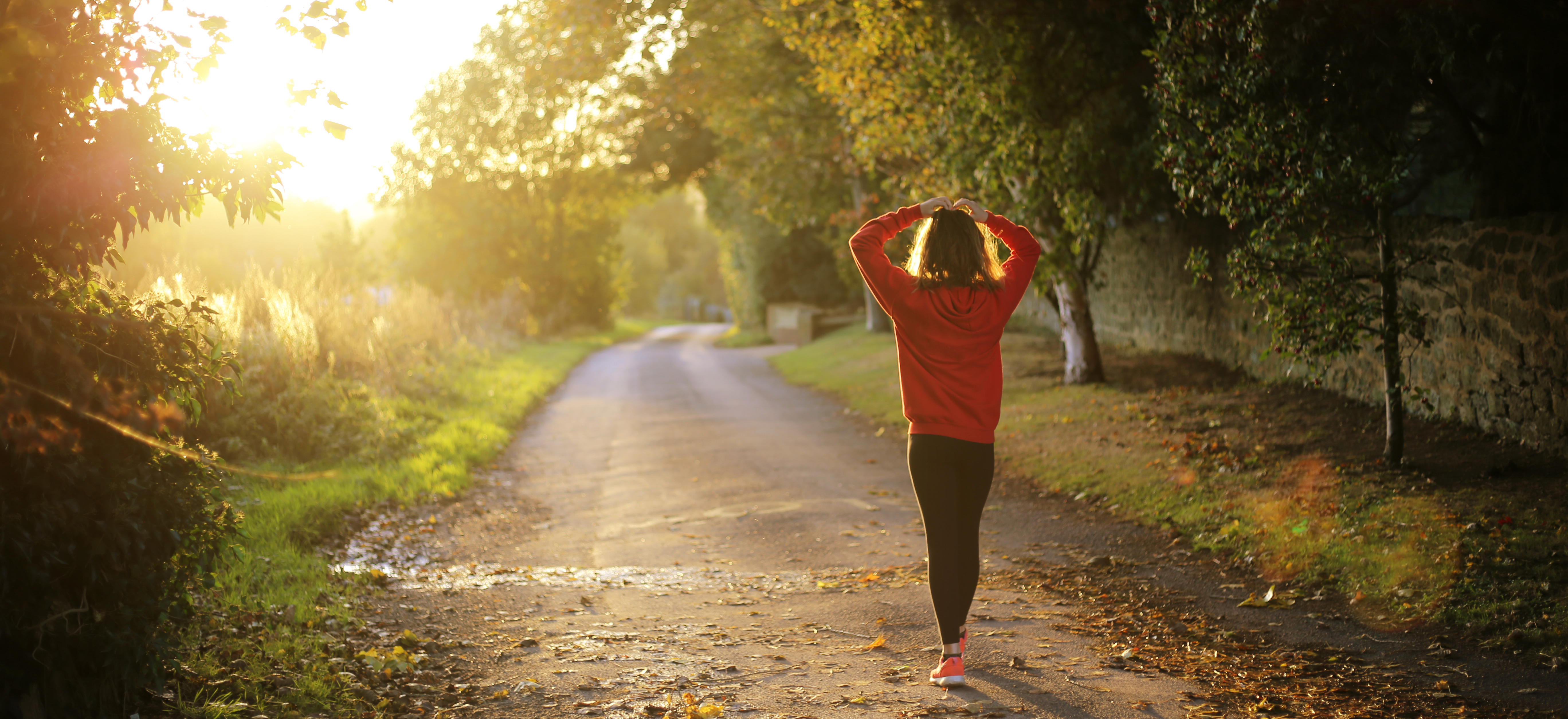 Running Lessons in Self-Esteem and Vulnerability